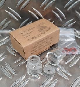 Furick Fupa #12 glass kit