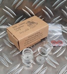 Furick Jazzy #10 glazen kit
