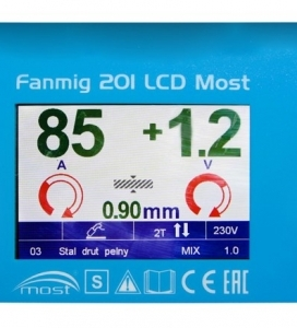 Most Fanmig 201i LCD